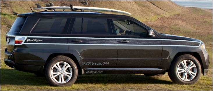 15 The Best 2020 The Jeep Grand Wagoneer Style