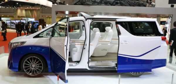 15 The Best 2020 Toyota Alphard Overview