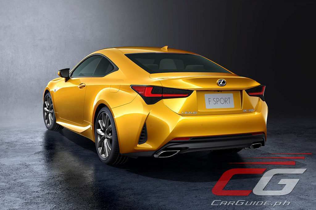 15 The Best Lexus 2019 Coupe Photos