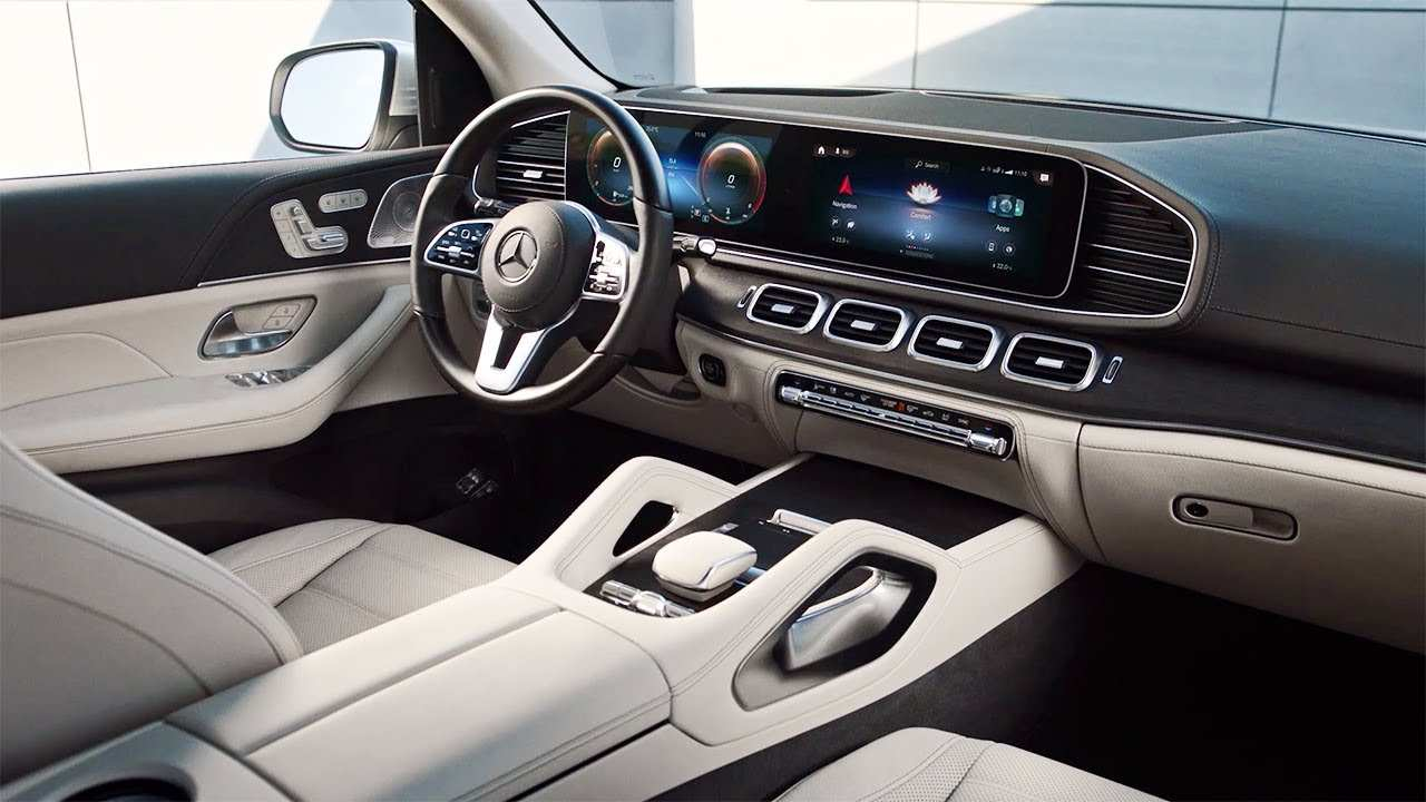 15 The Best Mercedes 2019 Gls Research New