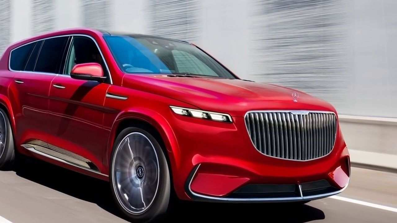 15 The Best Mercedes Maybach Suv 2019 Configurations