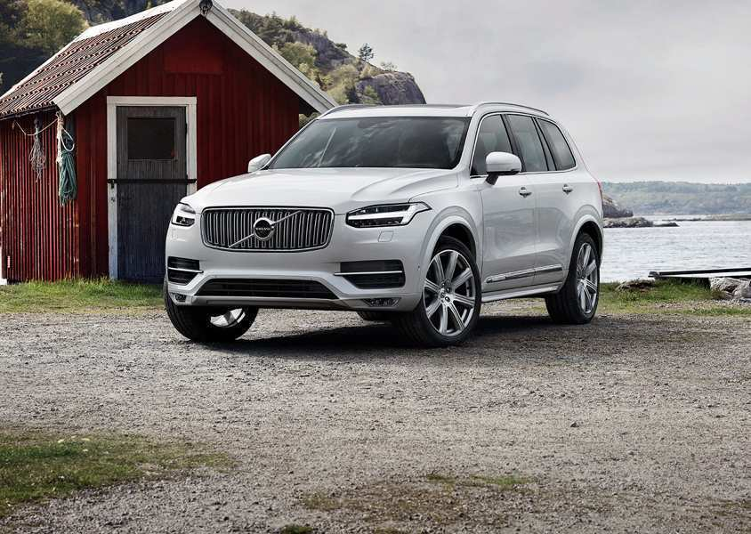 15 The Best New Volvo Models 2019 Wallpaper