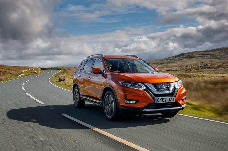 15 The Best Nissan X Trail 2019 Review New Concept