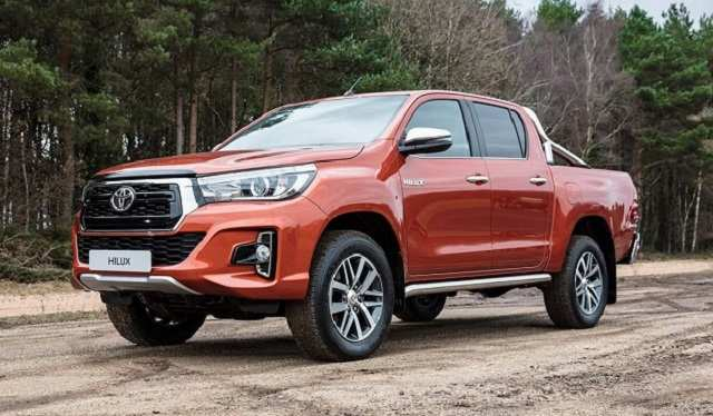 15 The Best Toyota Hilux 2020 Price Design And Review