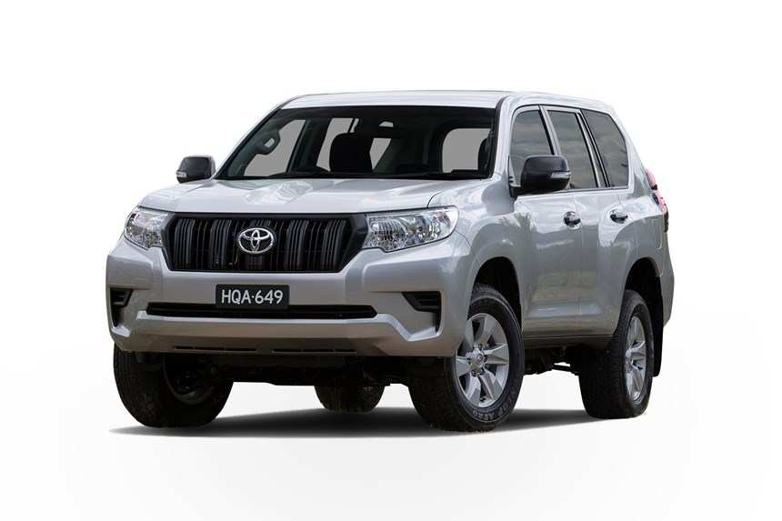 15 The Best Toyota Prado 2019 Prices