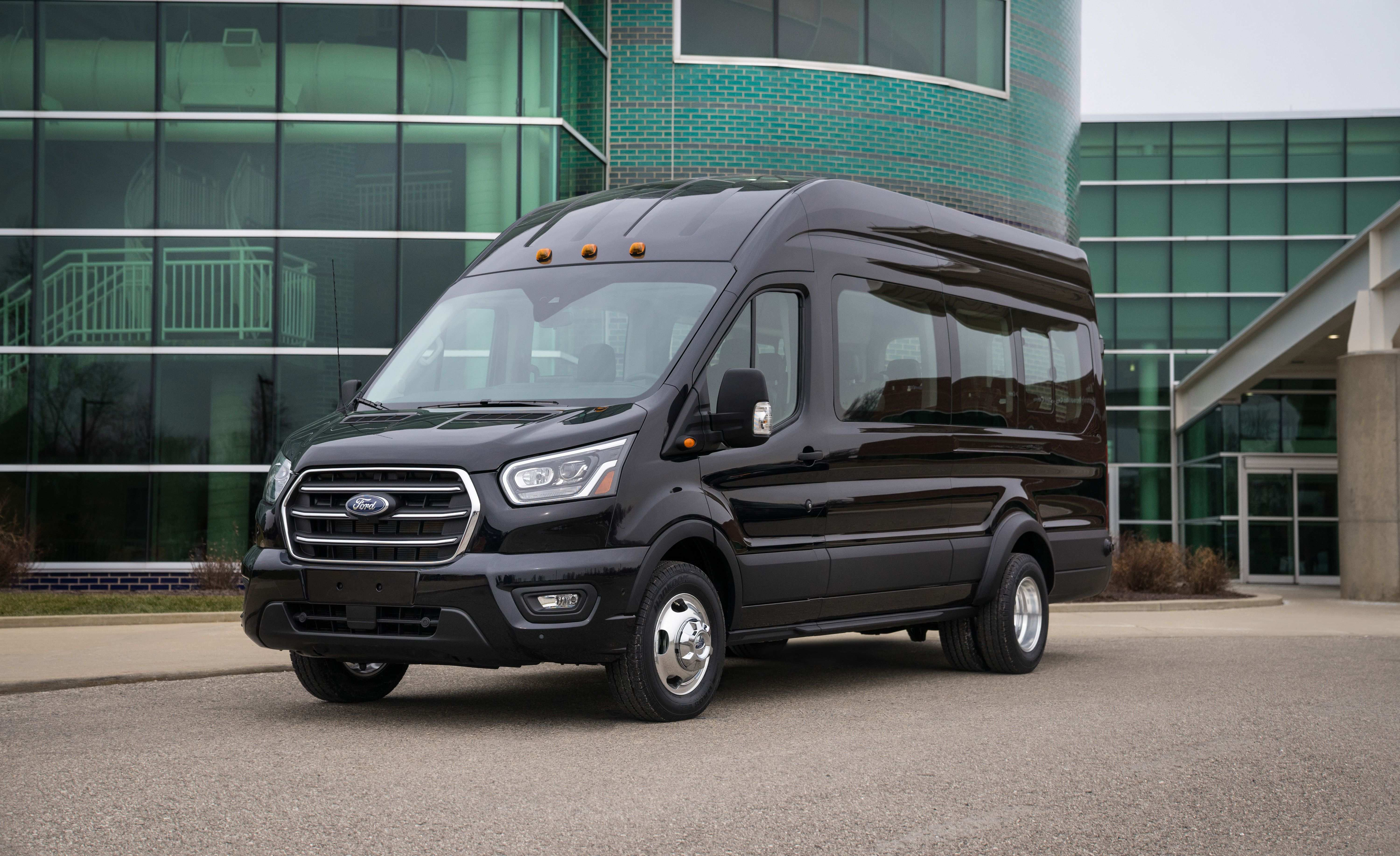 15 The Ford Transit Connect 2020 Exterior