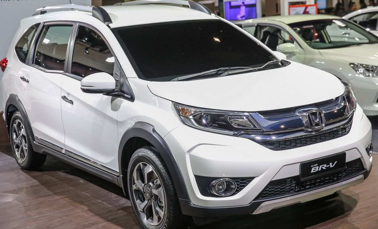 15 The Honda Brv 2020 Concept And Review