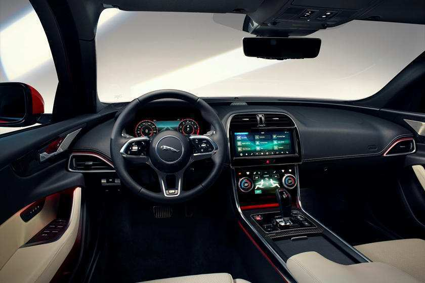 15 The Jaguar F Pace 2020 Interior Redesign