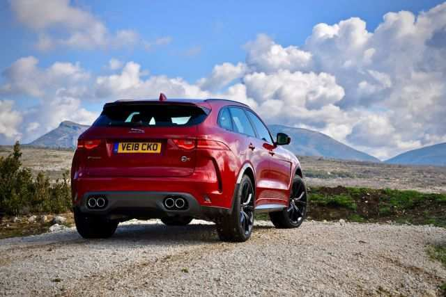 15 The Jaguar F Pace Svr 2020 Rumors