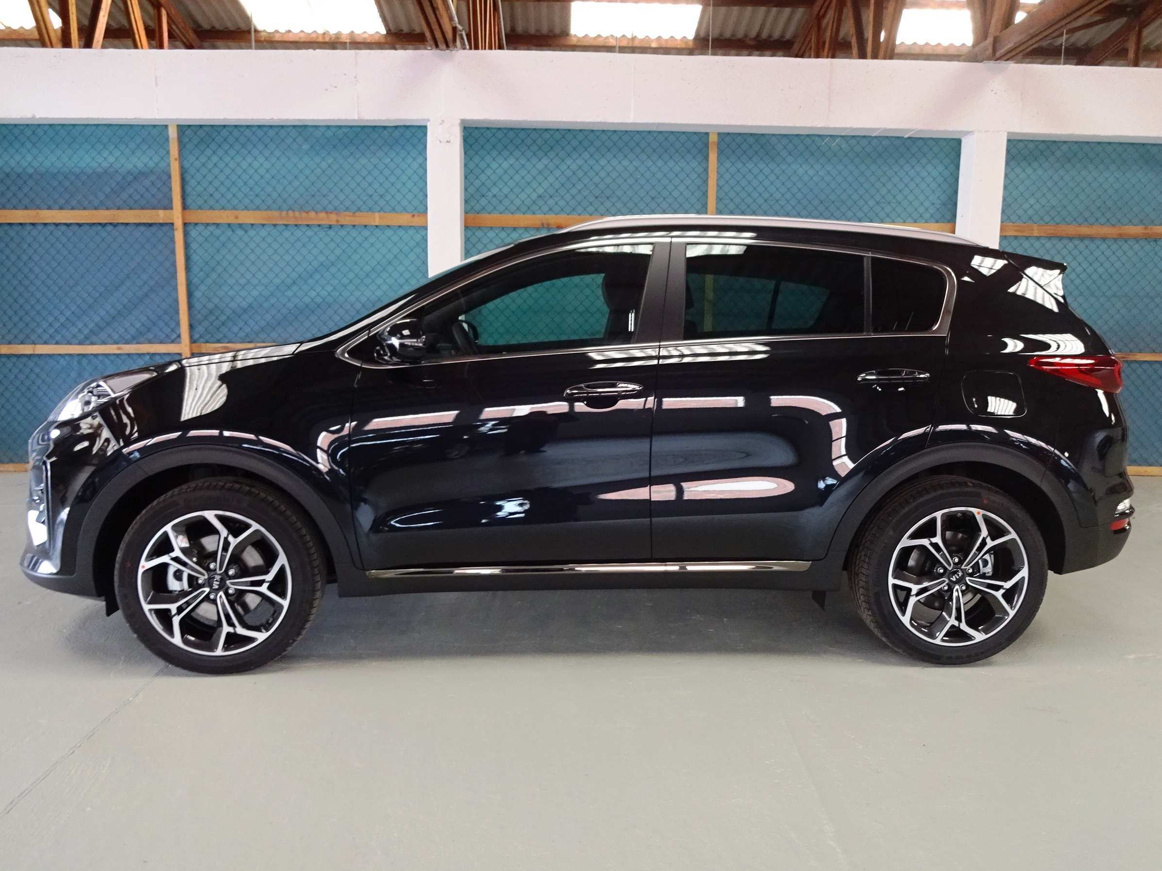 15 The Kia Sportage Gt Line 2019 Interior