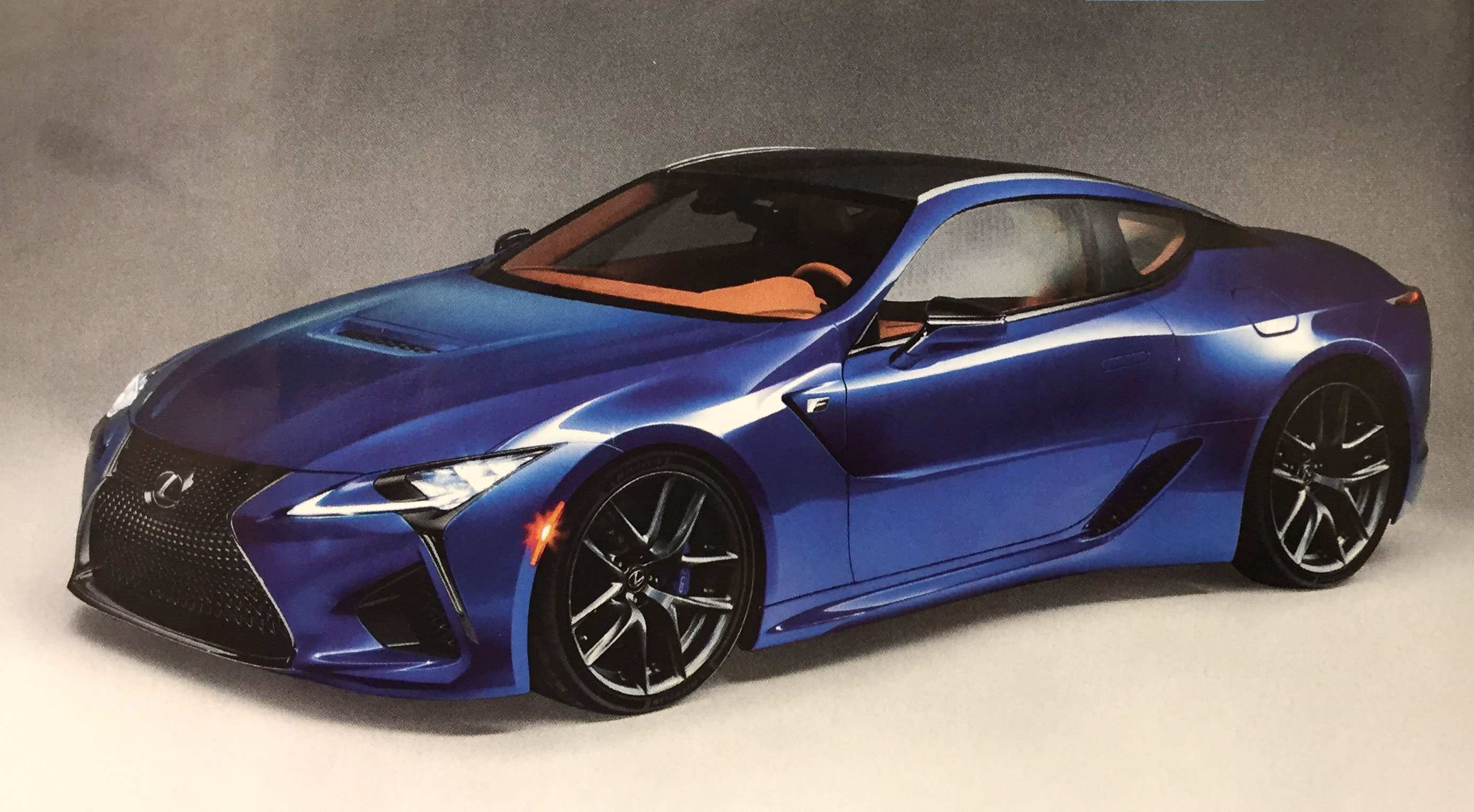 15 The Lc Lexus 2019 Release Date And Concept