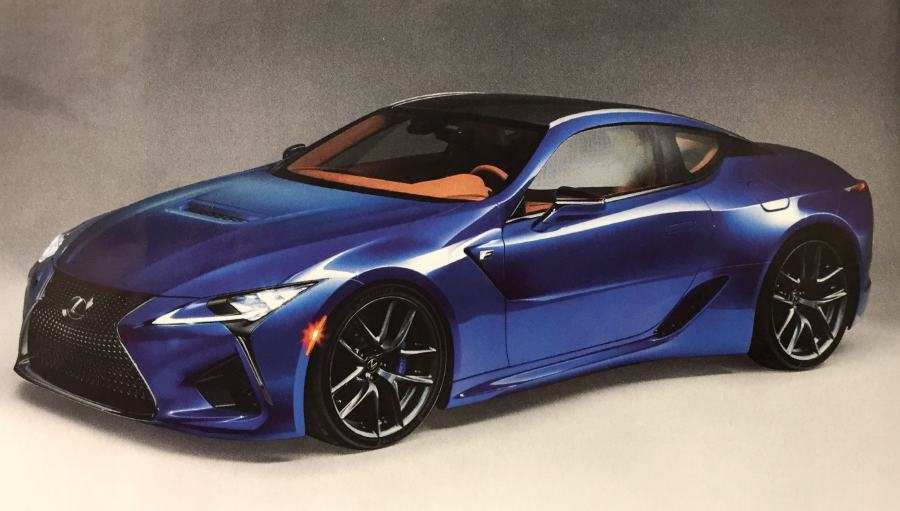 15 The Lexus 2019 Coupe Pricing