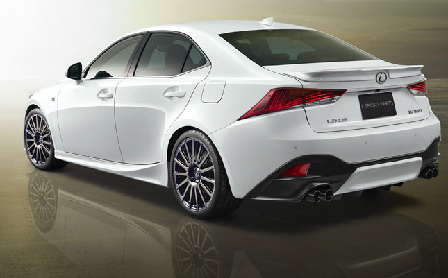 15 The Lexus Sedan 2020 Configurations