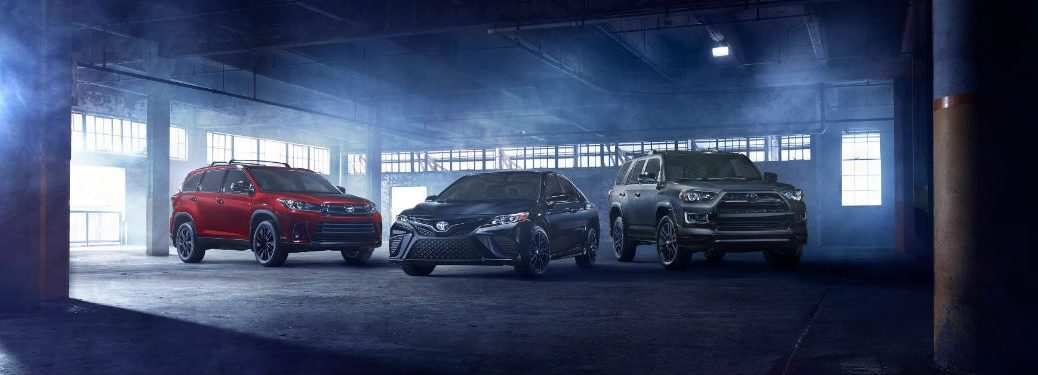 15 The Toyota 2019 Lineup Release