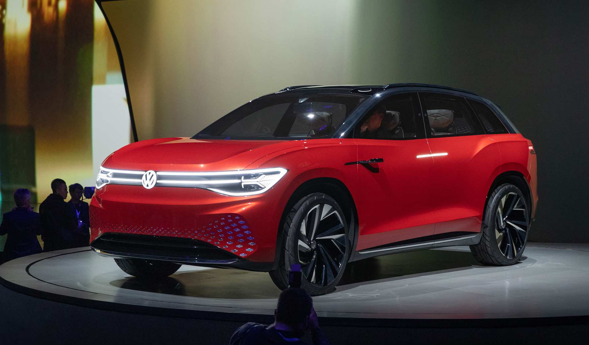 15 The Volkswagen Electric Suv 2020 Pictures