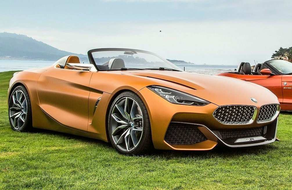 16 A 2019 BMW Z4 M Roadster Reviews