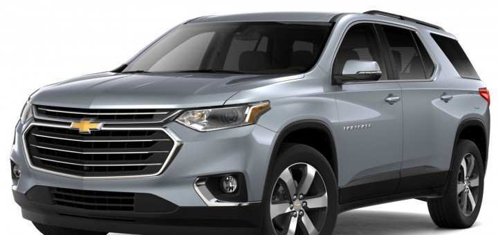 16 A 2019 Chevy Traverse Style