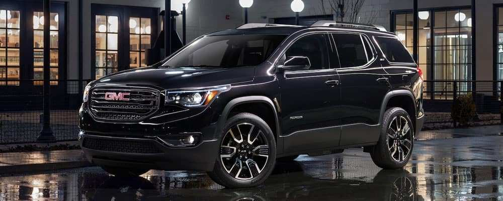 16 A 2019 Gmc Acadia Denali Model