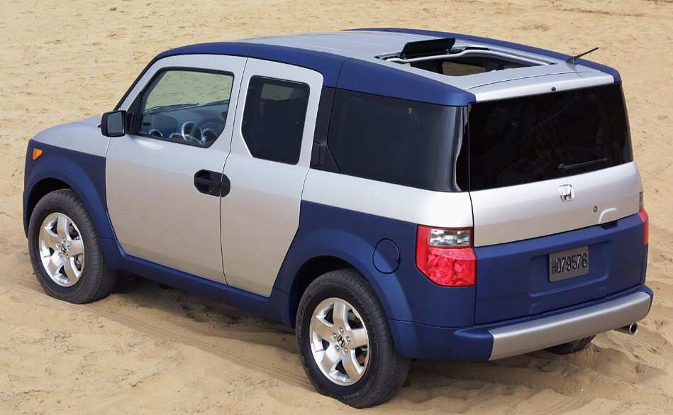 16 A 2019 Honda Element Redesign