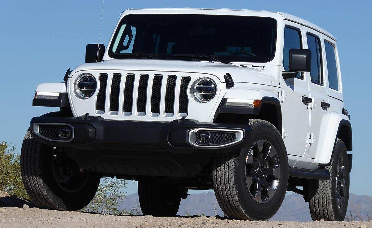 16 A 2019 Jeep Wrangler Diesel Review And Release Date