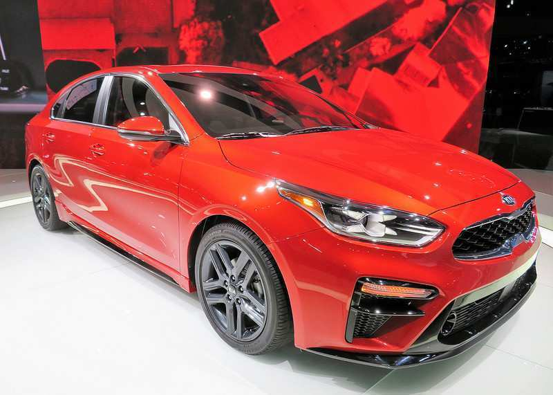 16 A 2019 Kia Forte5 Hatchback Ratings