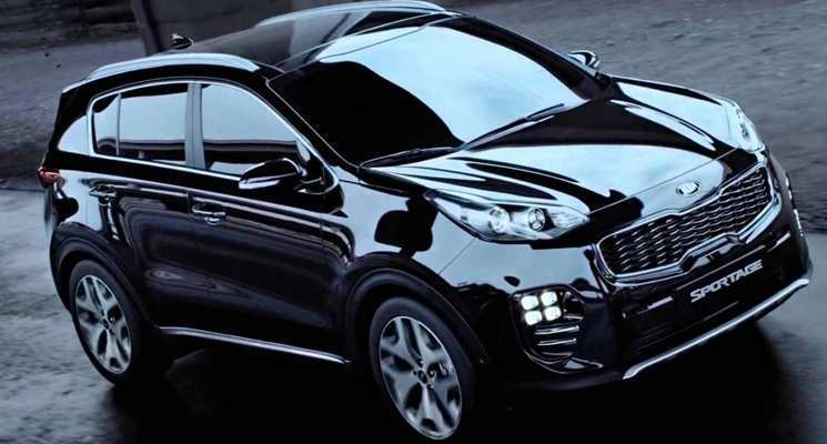 16 A 2019 Kia Sportage Concept And Review