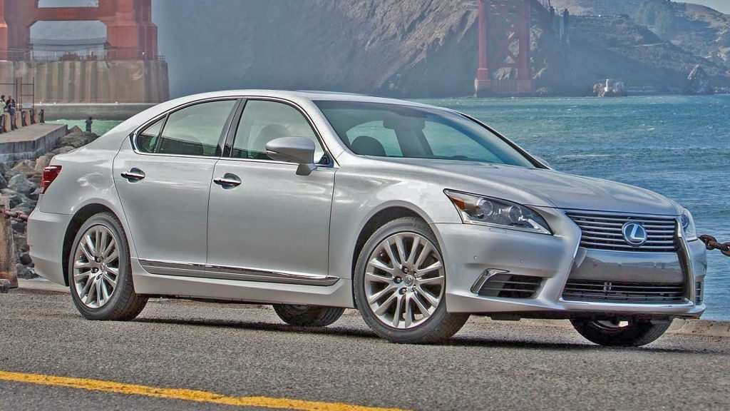 16 A 2019 Lexus Ls 460 Review