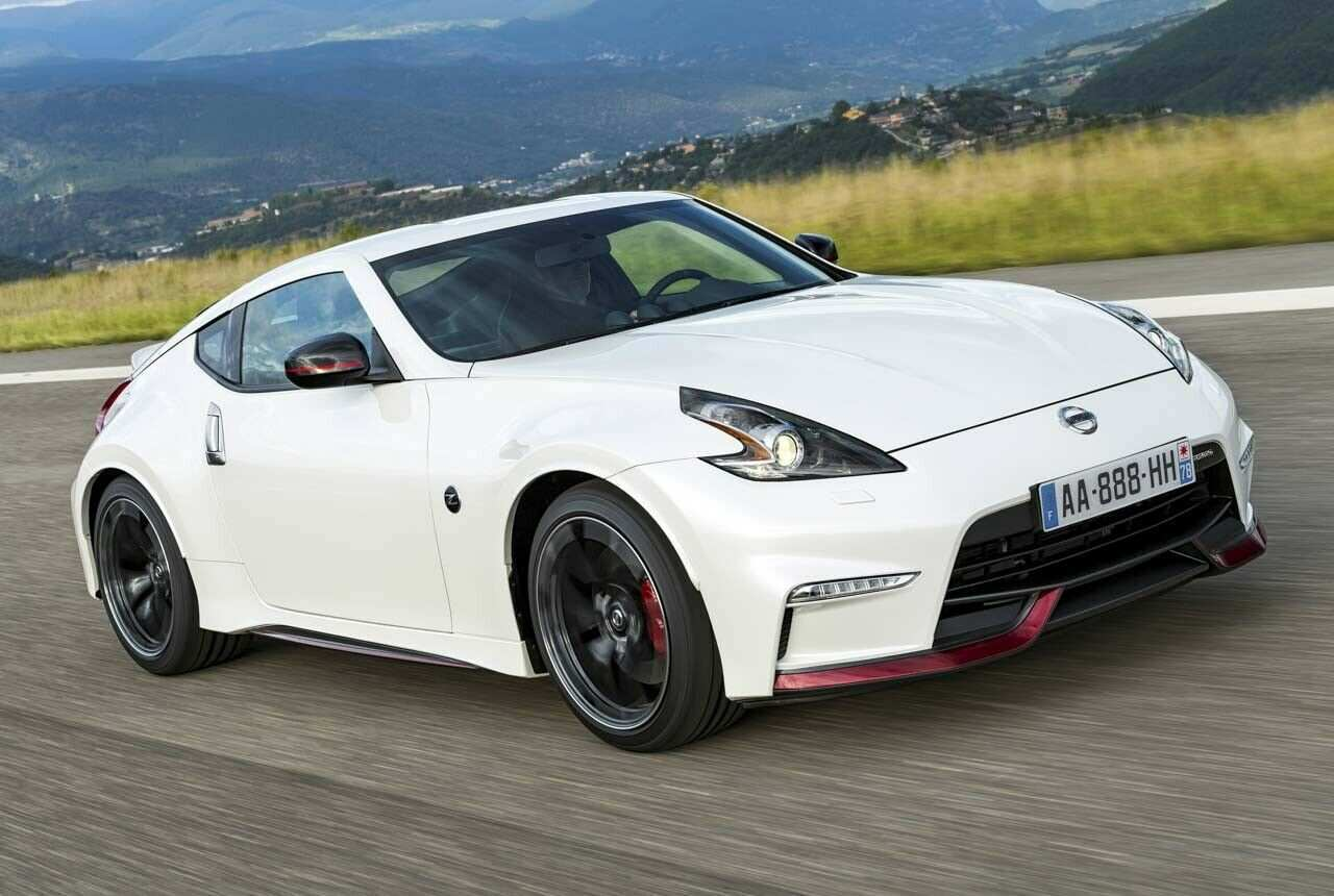 16 A 2019 Nissan Z Turbo Nismo Redesign