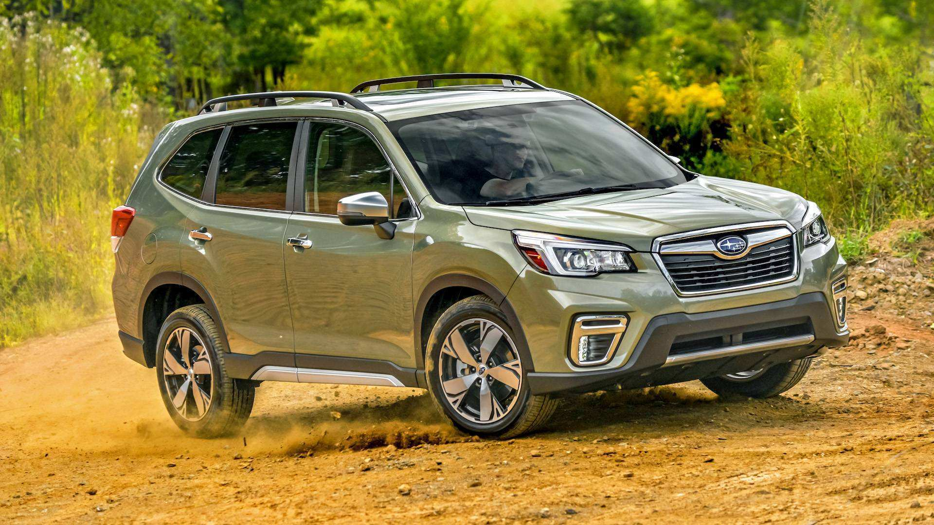 16 A 2019 Subaru Forester Mpg Performance And New Engine