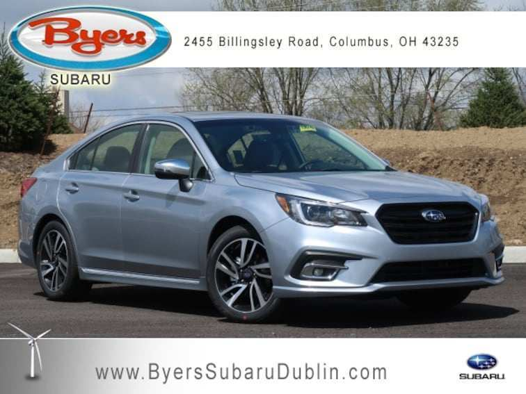 16 A 2019 Subaru Legacy New Model And Performance