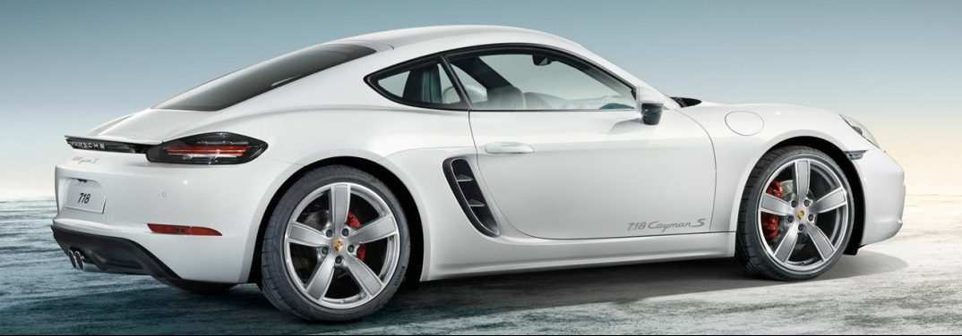 16 A 2019 The Porsche 718 Review And Release Date