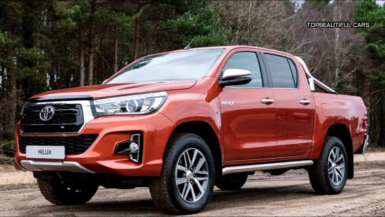 16 A 2019 Toyota Hilux Ratings