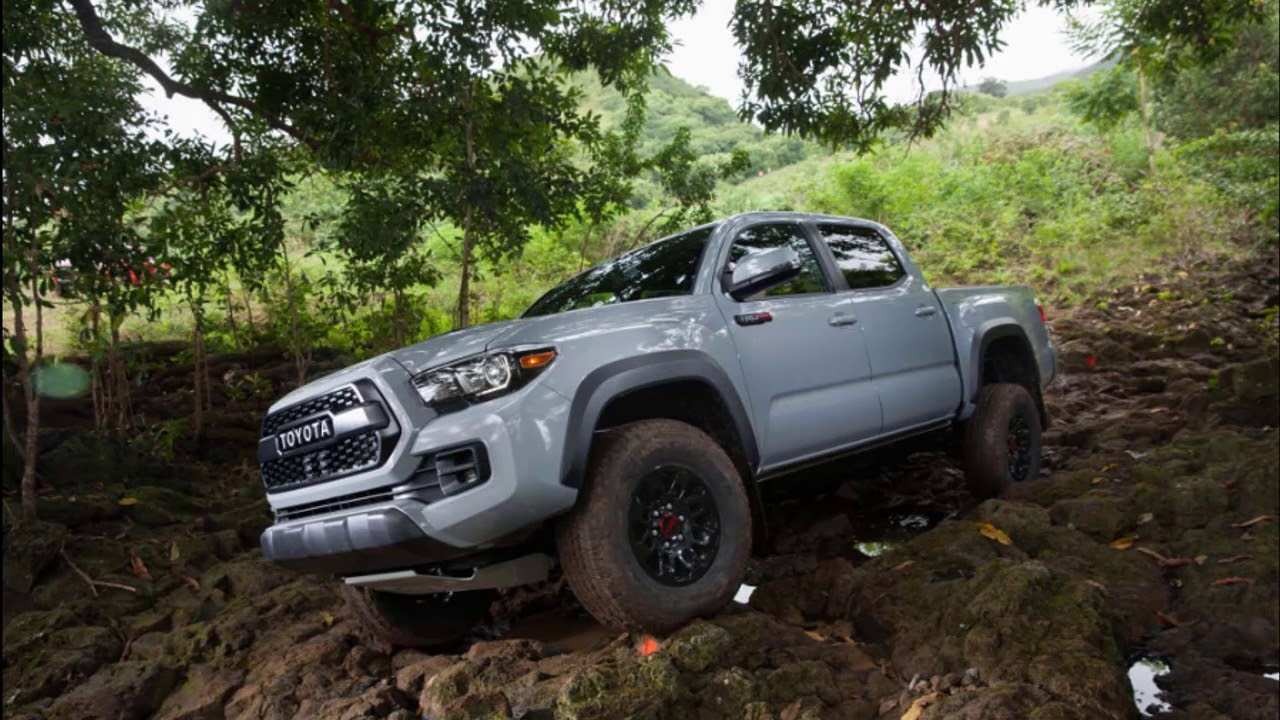 16 A 2019 Toyota Tacoma Diesel Trd Pro Redesign