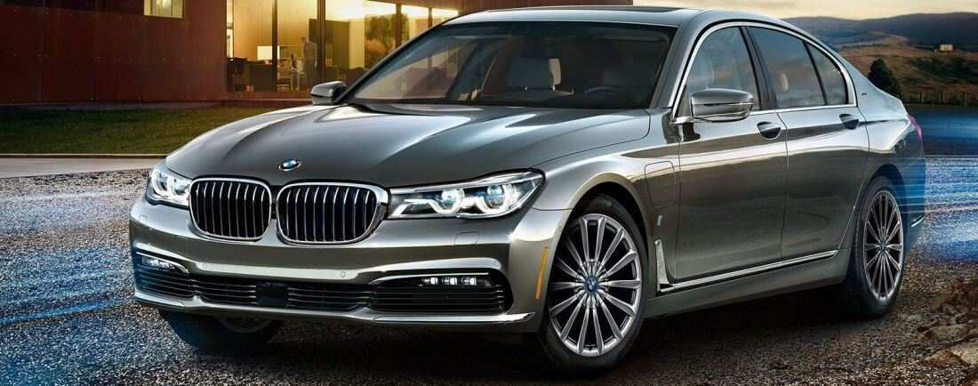 16 A 2020 BMW 7 Series Perfection New Wallpaper
