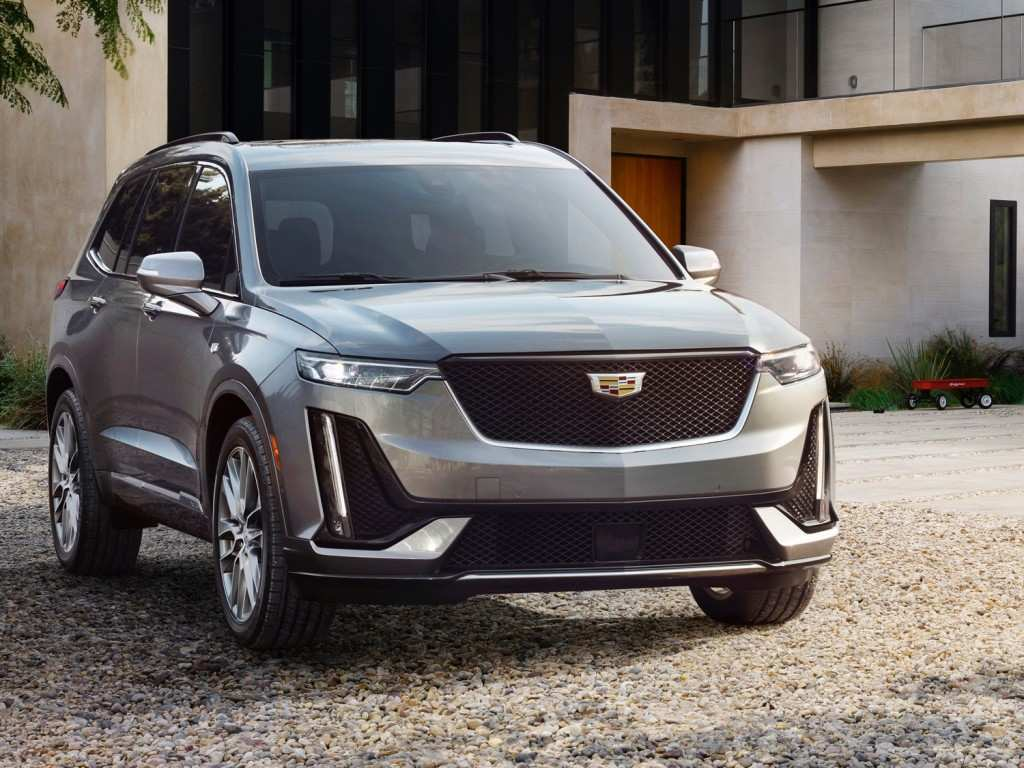 16 A 2020 Cadillac Xt6 Interior Colors Ratings