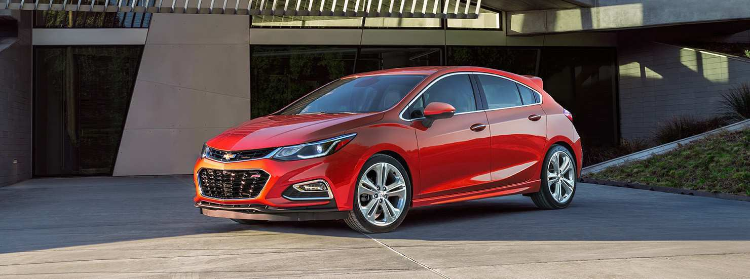 16 A 2020 Chevy Cruze Concept And Review
