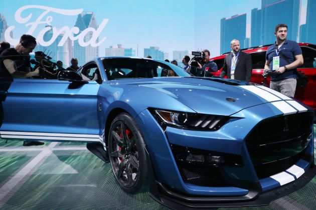 16 A 2020 Ford Mustang Shelby Gt500 Pricing