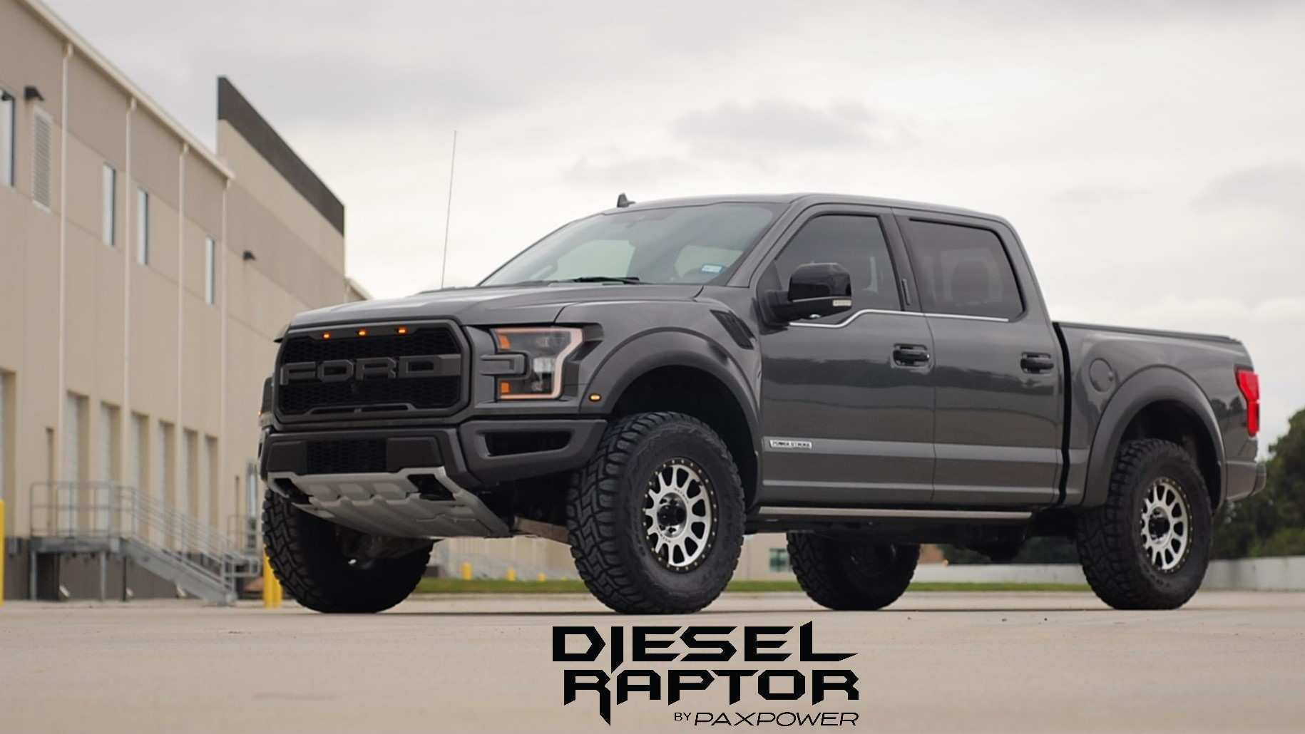 16 A 2020 Ford Raptor Overview