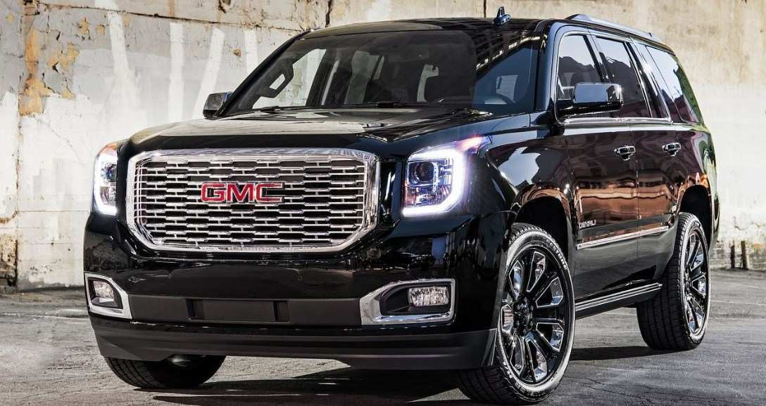 16 A 2020 GMC Yukon Xl Slt Engine