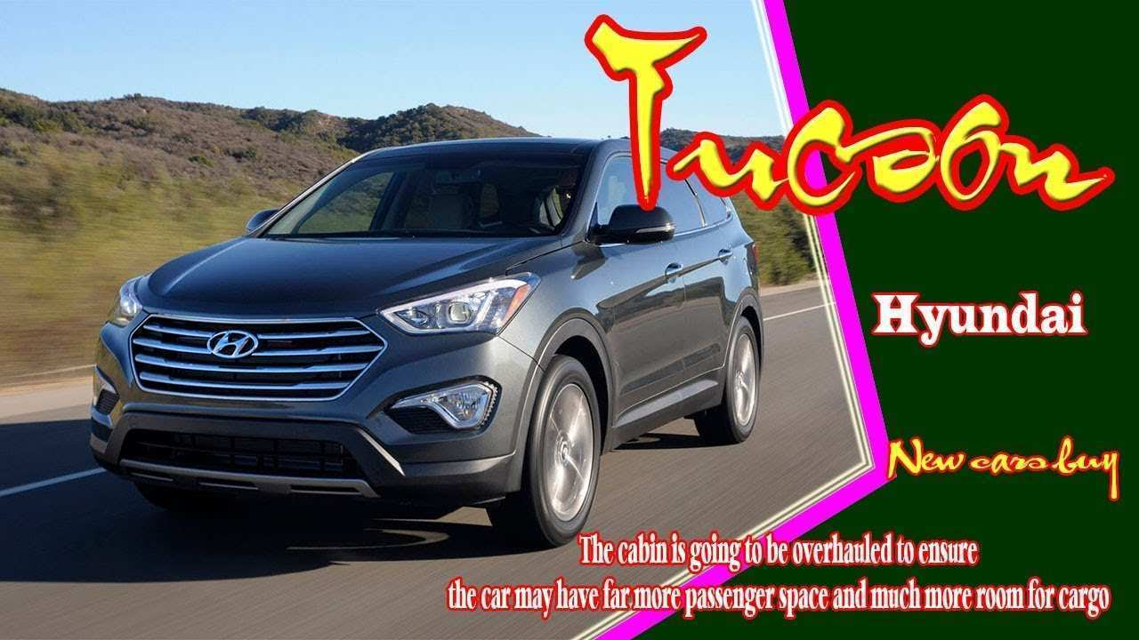 16 A 2020 Hyundai Tucson Redesign Model