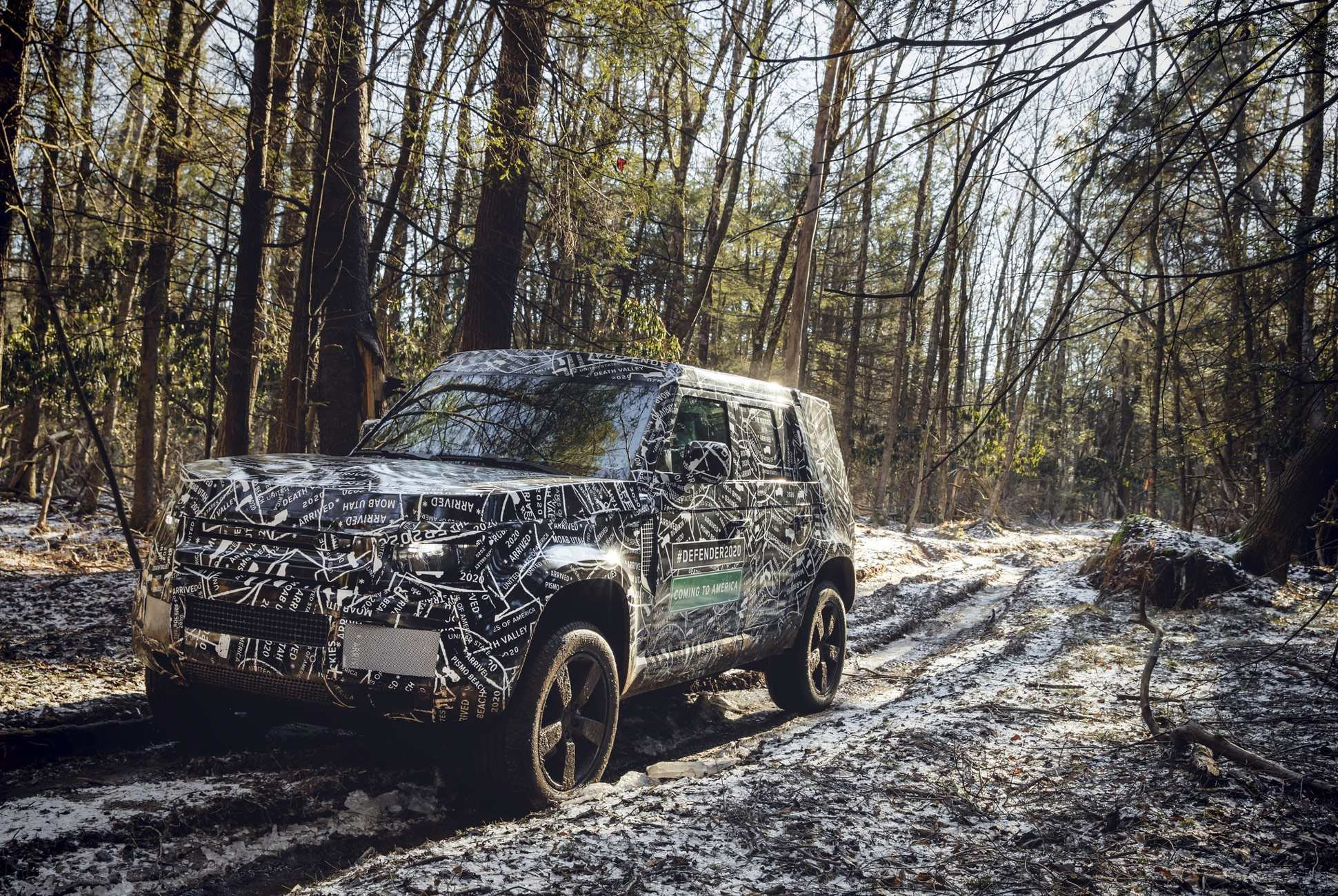 16 A 2020 Land Rover Defender Concept And Review