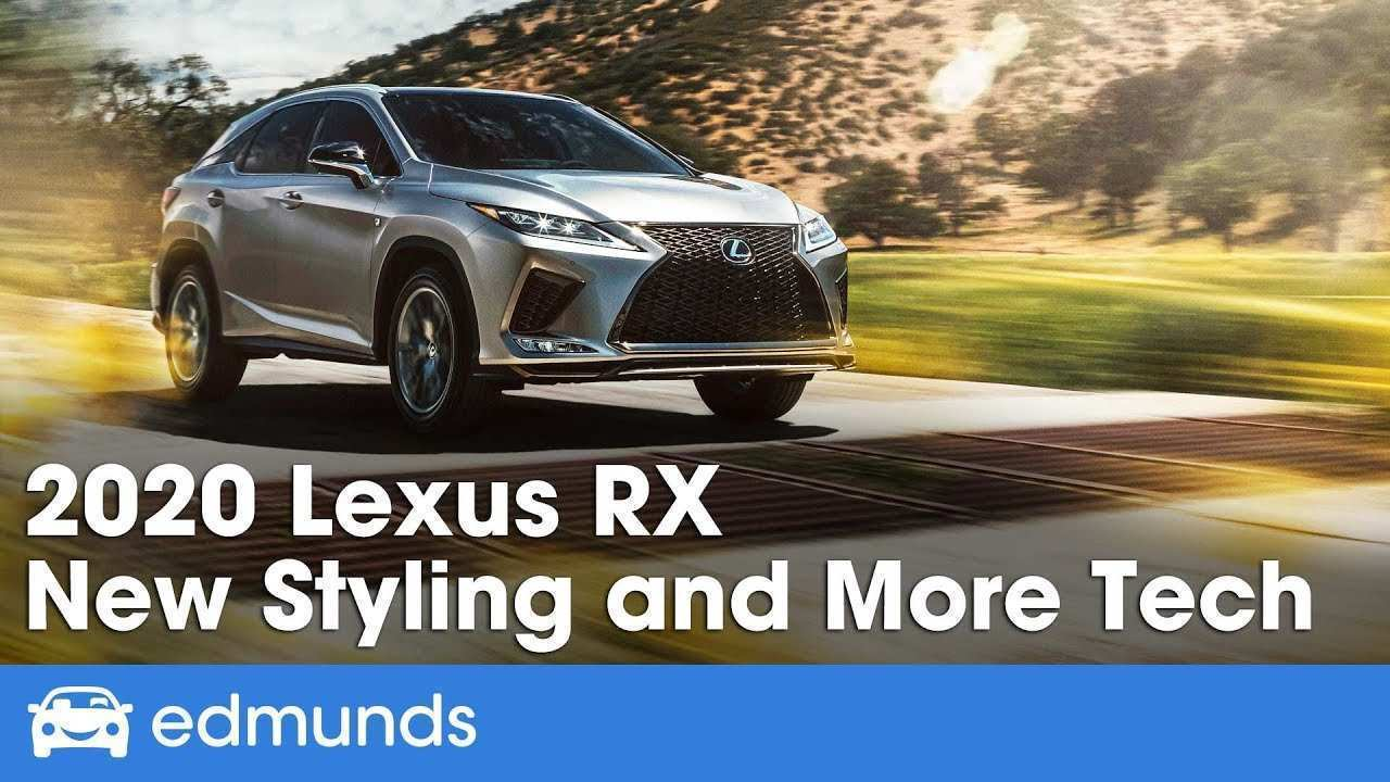 16 A 2020 Lexus Rx 350 Vs 2019 Performance And New Engine