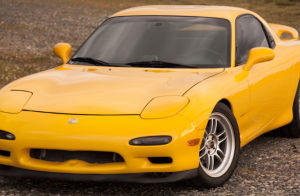 16 A 2020 Mazda RX7 Wallpaper