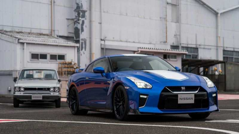 16 A 2020 Nissan GT R New Model And Performance