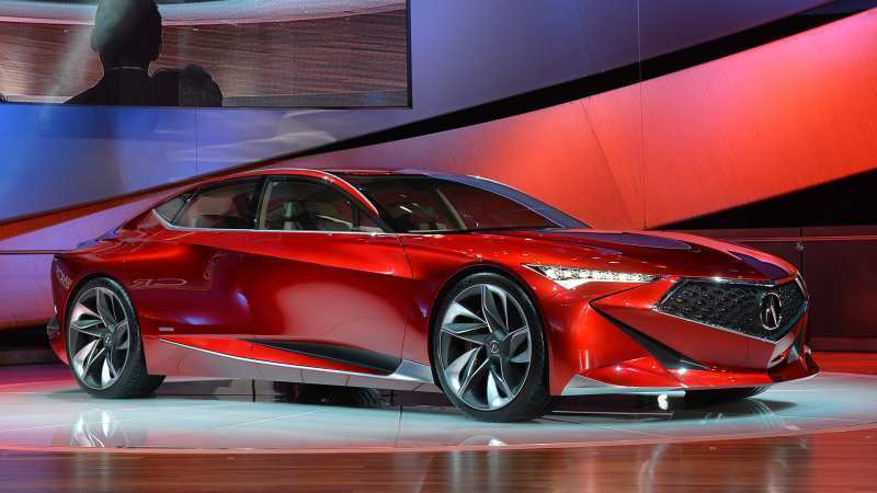 16 A Acura Precision Concept 2020 Review And Release Date
