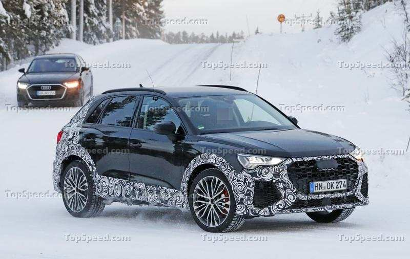 16 A Audi Q3 S Line 2020 Research New