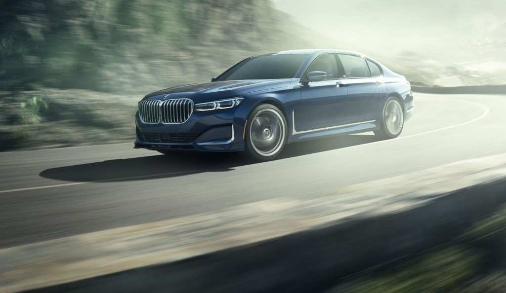16 A BMW V8 2020 Release Date
