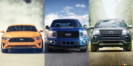 16 A Ford Vehicle Lineup 2020 Performance