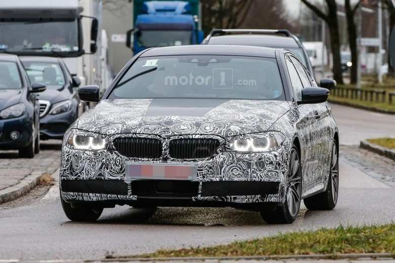 16 A Spy Shots BMW 3 Series Picture
