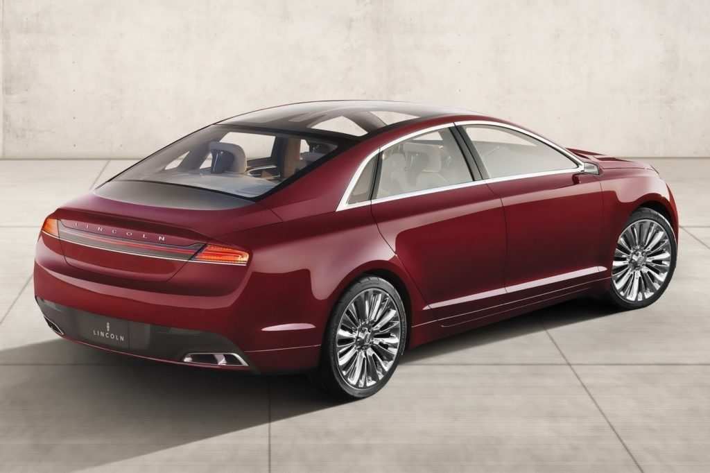 16 A Spy Shots Lincoln Mkz Sedan New Review